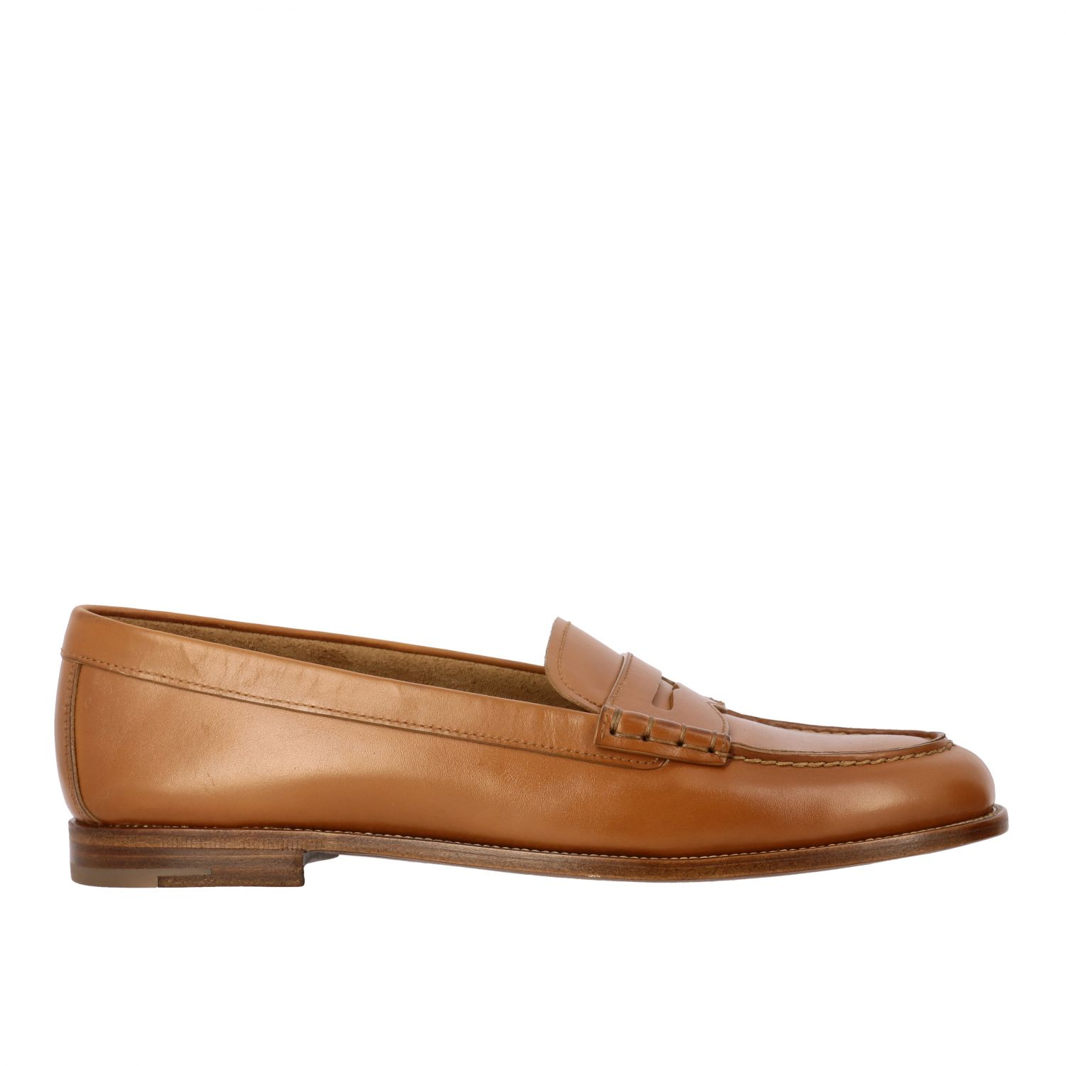Loafers Church's: Shoes women Church's leather 1