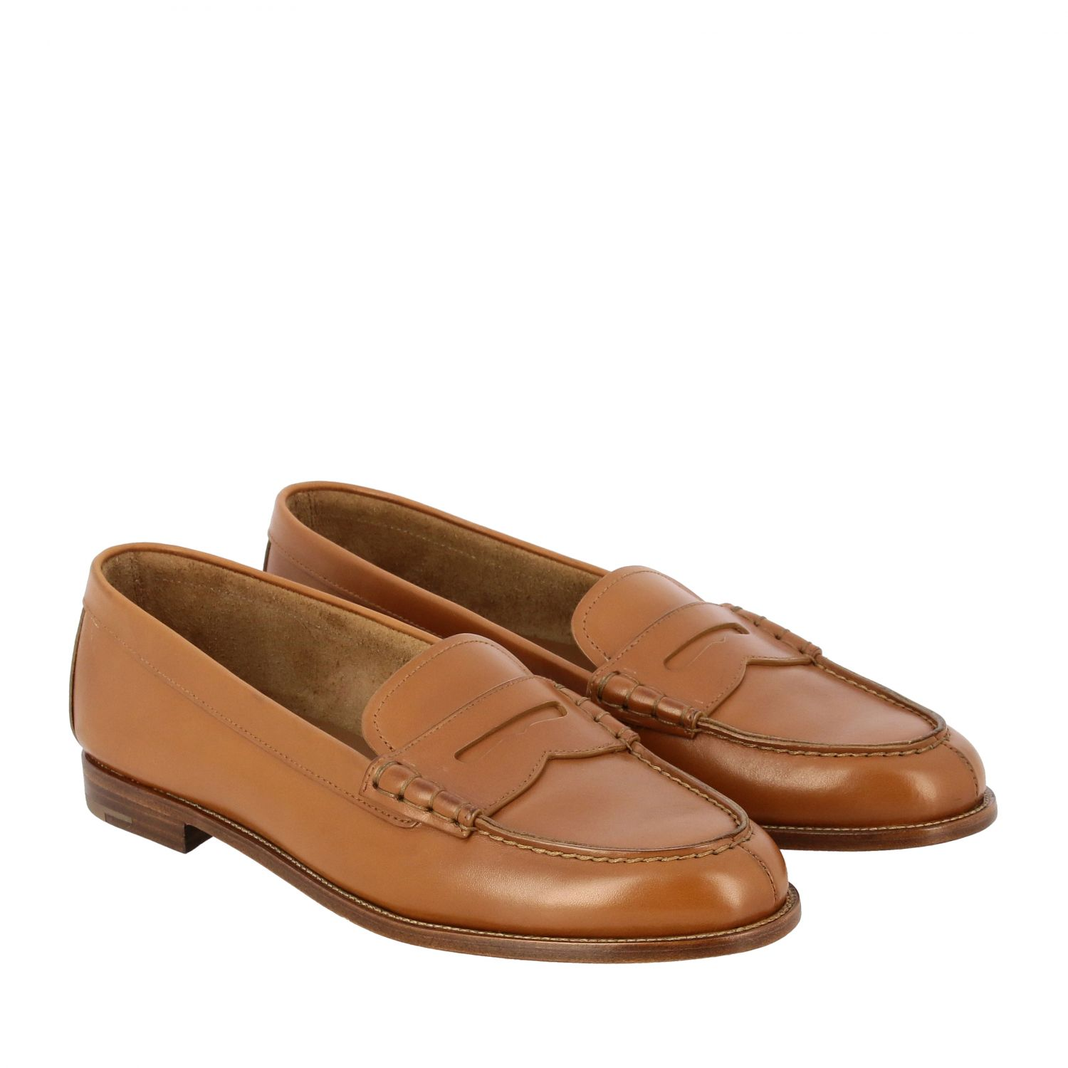 Loafers Church's: Shoes women Church's leather 2