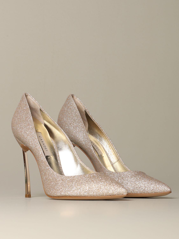 Court shoes Casadei: Shoes women Casadei platinum 2