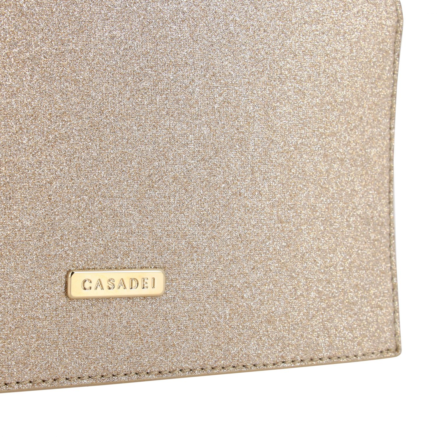 Clutch Casadei: Shoulder bag women Casadei platinum 4