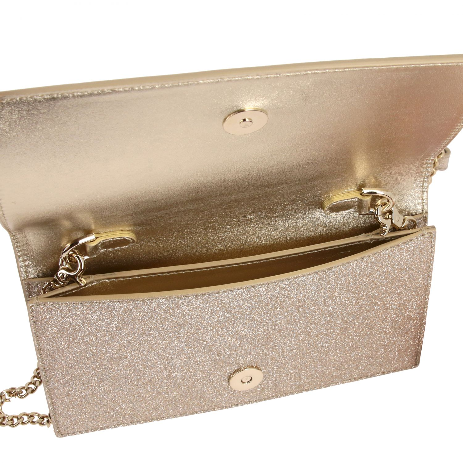 Clutch Casadei: Shoulder bag women Casadei platinum 5