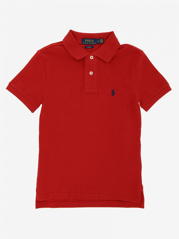 Ralph Lauren Boys Short Sleeve Polo Shirt