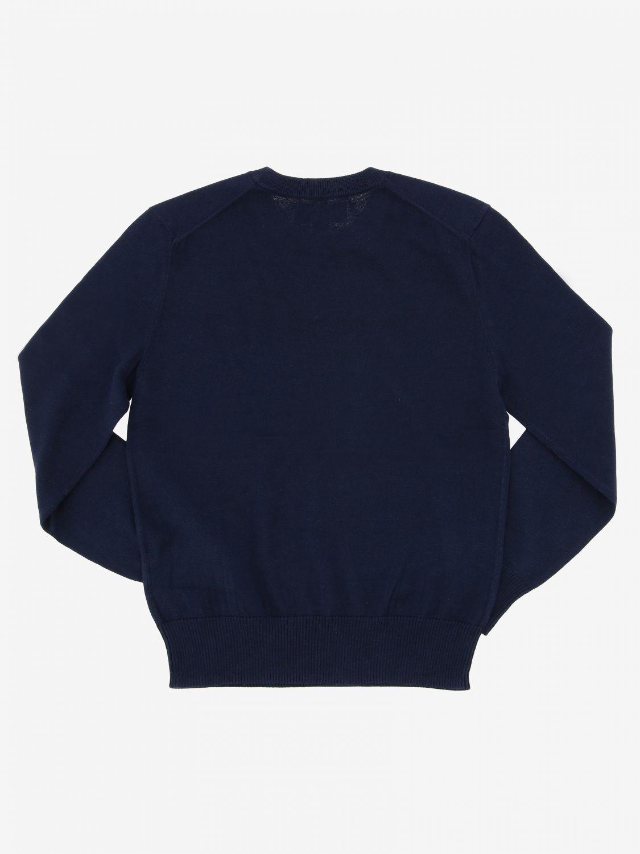 Polo Ralph Lauren Boy 棉上衣 蓝色 2