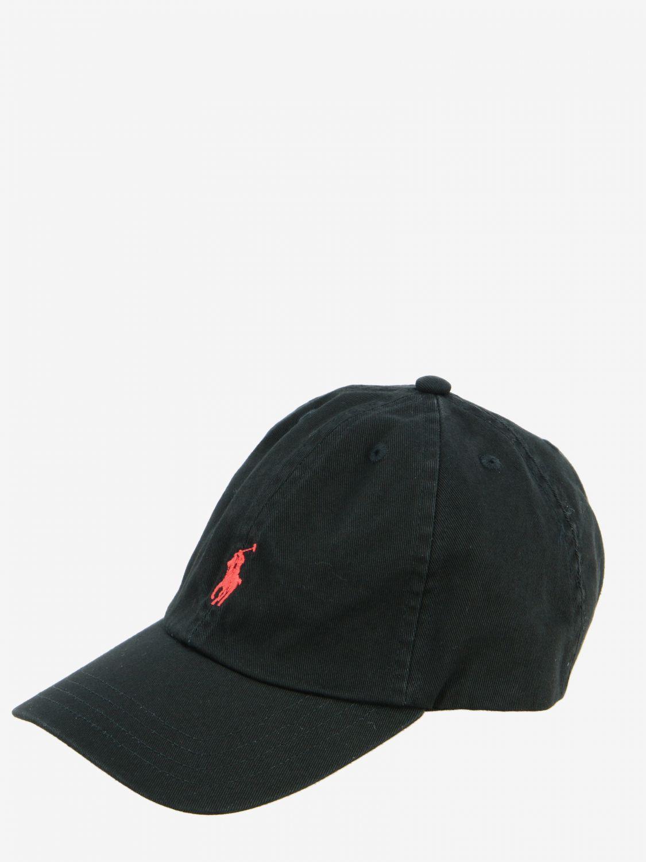 帽子 儿童 Polo Ralph Lauren Boy 黑色 1