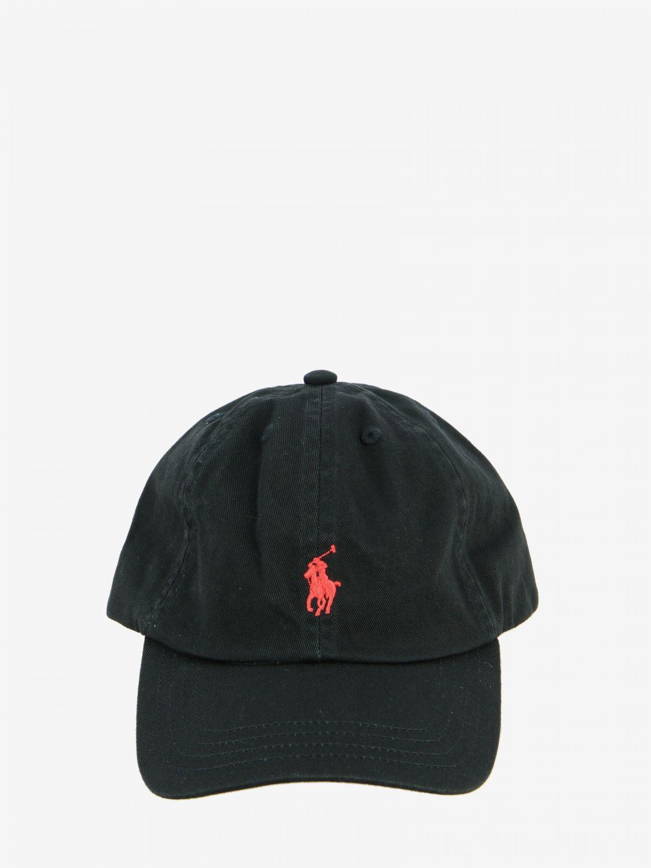 帽子 儿童 Polo Ralph Lauren Boy 黑色 2