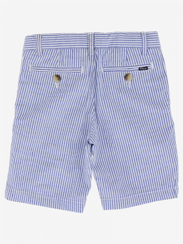 Shorts kids Polo Ralph Lauren Toddler gnawed blue 2