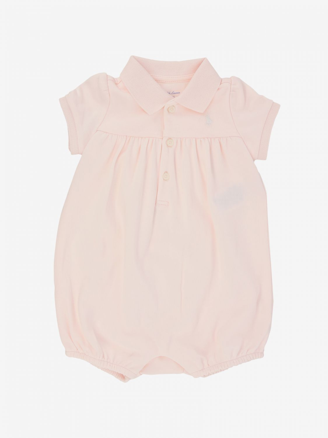 Mono niños Polo Ralph Lauren Infant rosa 1