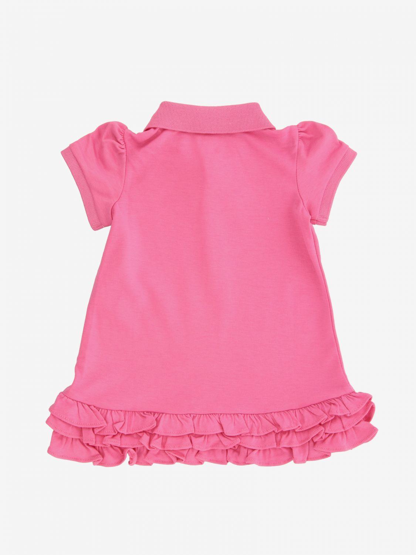 Dress kids Polo Ralph Lauren Infant fuchsia 2
