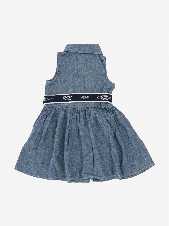 Dress kids Polo Ralph Lauren Infant denim 2