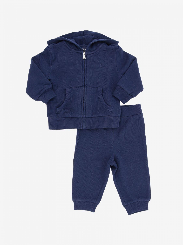 Polo Ralph Lauren Infant sweatshirt + suit