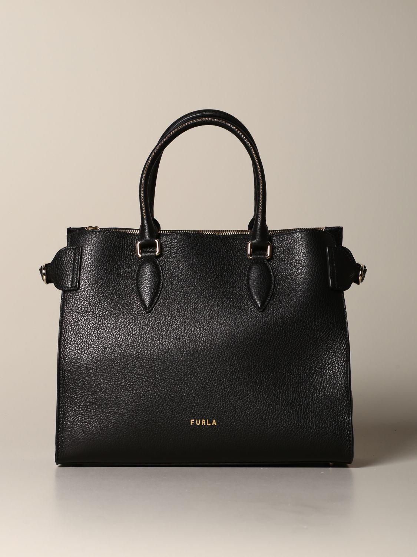 Shoulder bag women Furla black 1