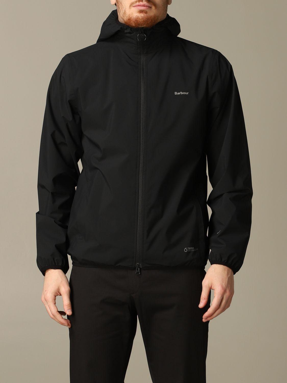 Jacket Barbour: Jacket men Barbour black 1