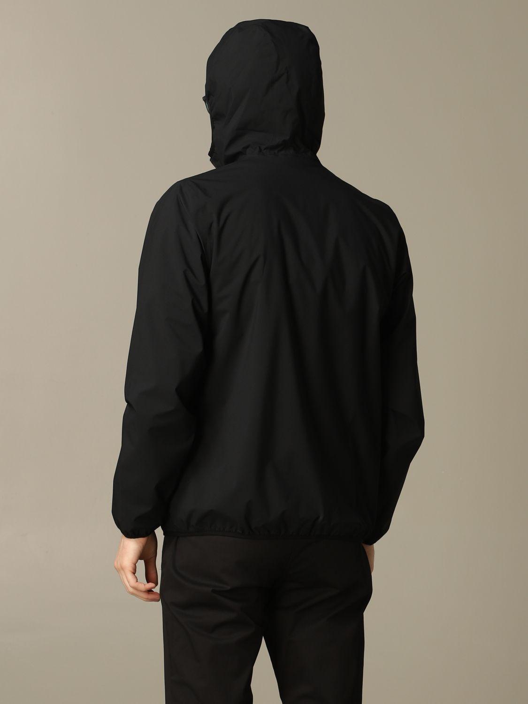 Jacket Barbour: Jacket men Barbour black 2