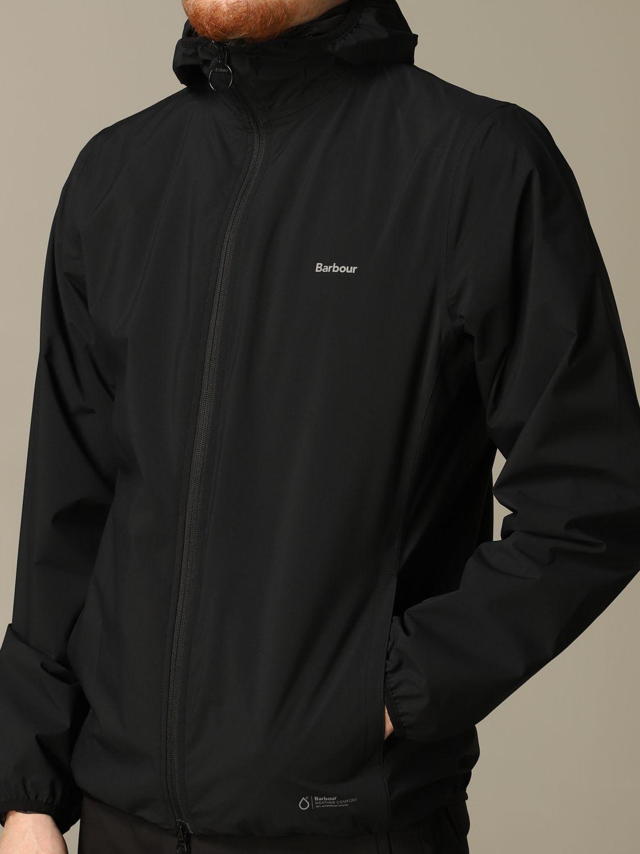 Jacket Barbour: Jacket men Barbour black 3