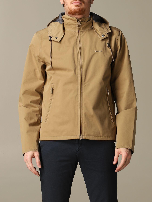 Куртка Barbour: Куртка Мужское Barbour бежевый 1