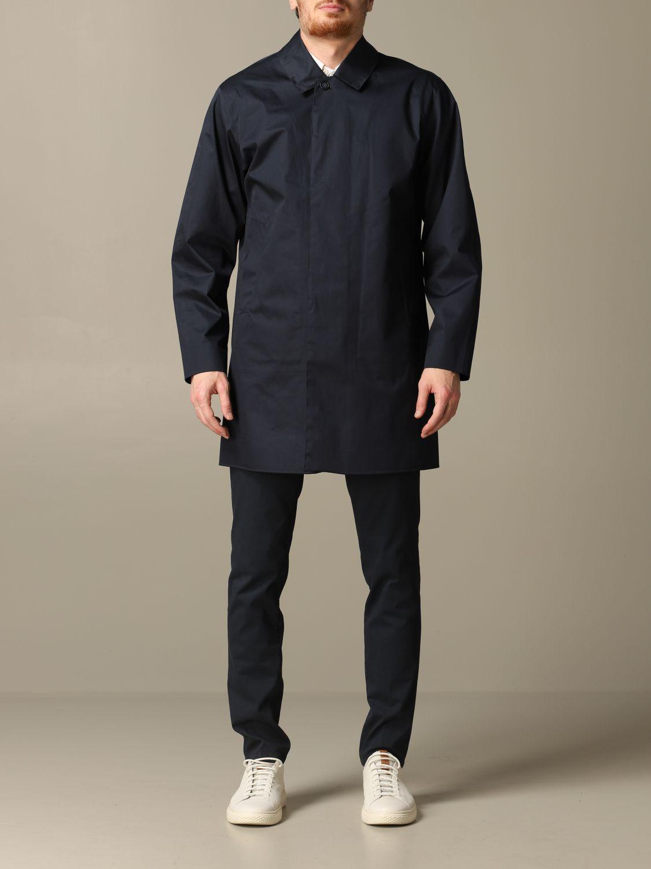 Jacket Barbour: Jacket men Barbour navy 1