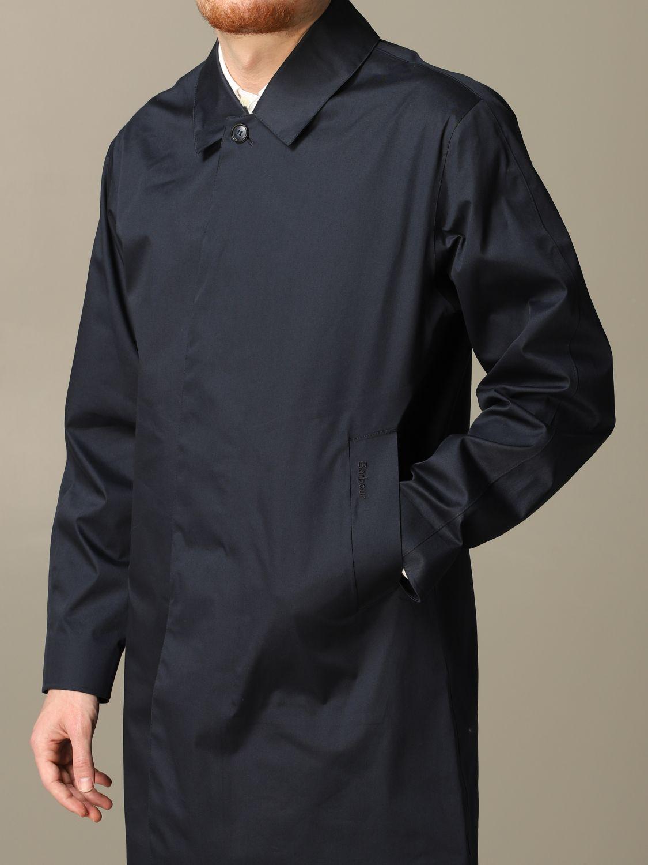 Jacket Barbour: Jacket men Barbour navy 3