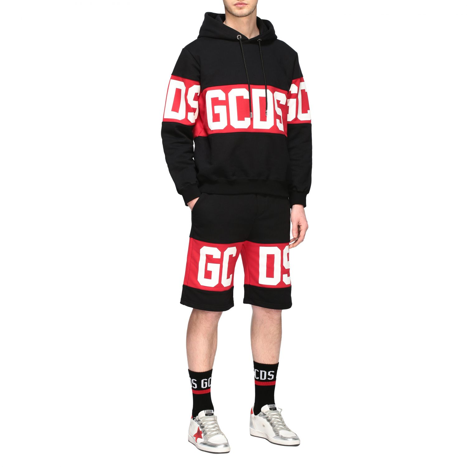 Short men Gcds black 2