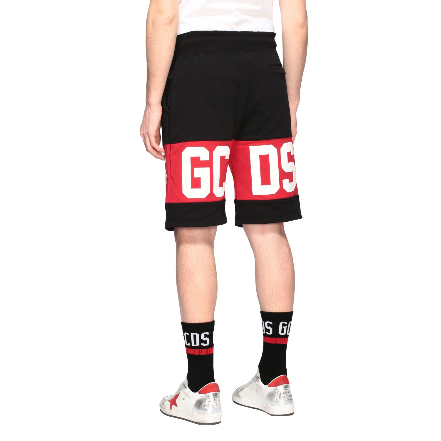 Short men Gcds black 3