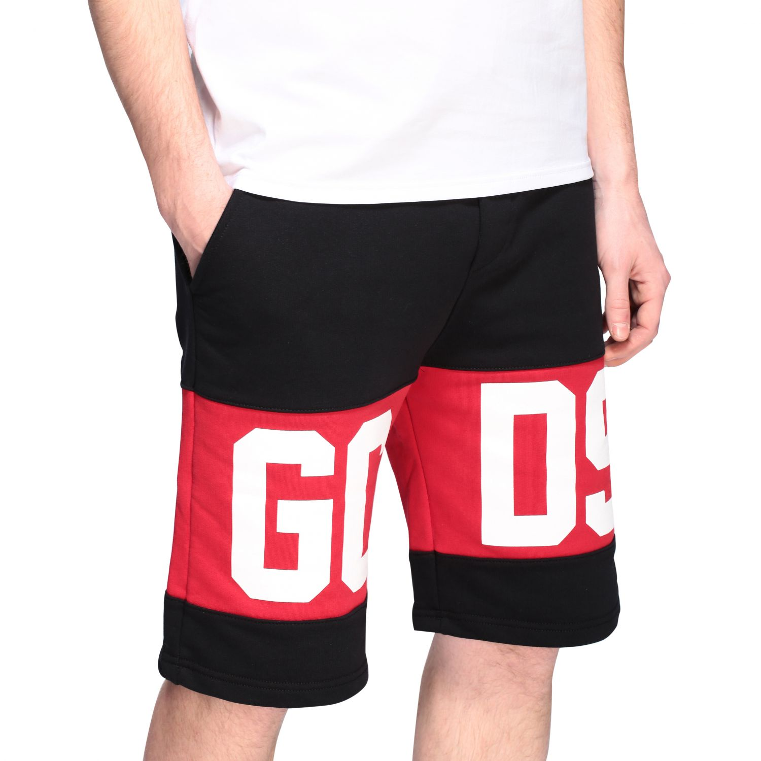 Short men Gcds black 5