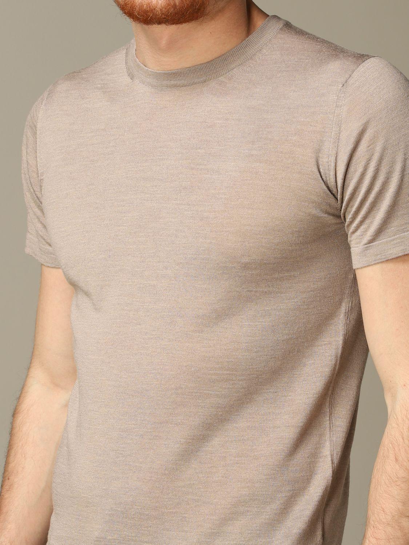 T-shirt Cruciani: T-shirt men Cruciani dove grey 3