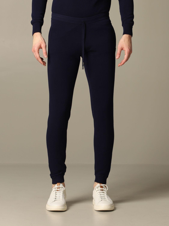 Pants Cruciani: Pants men Cruciani blue 1