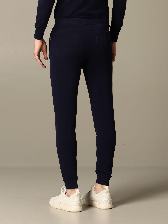 Pants Cruciani: Pants men Cruciani blue 2