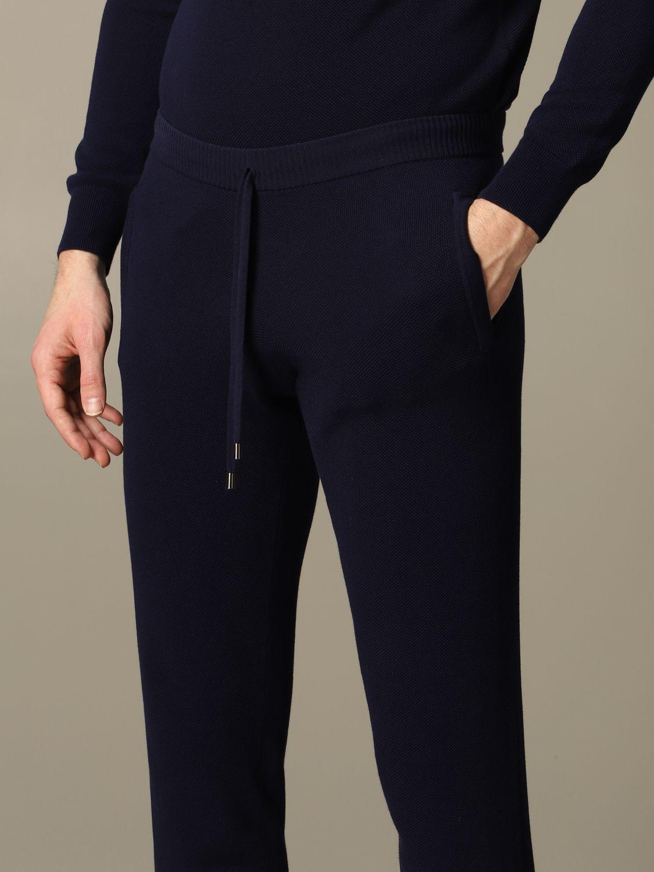 Pants Cruciani: Pants men Cruciani blue 3