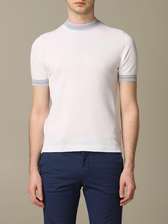 Pullover Cruciani: Pullover herren Cruciani weiß 1