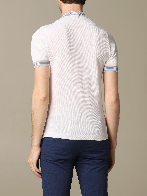 Pullover Cruciani: Pullover herren Cruciani weiß 2