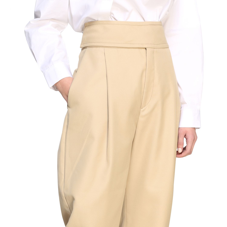 Pants women Department 5 yellow cream 5