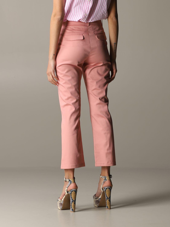 Pantalon Jet Department 5 en gabardine rose 3