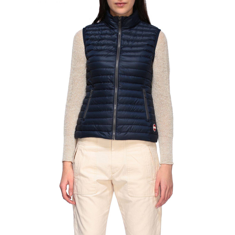 Jacket women Colmar navy 1