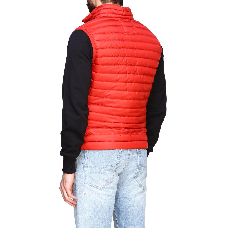 Jacket Colmar: Colmar 100 grams vest down jacket red 3