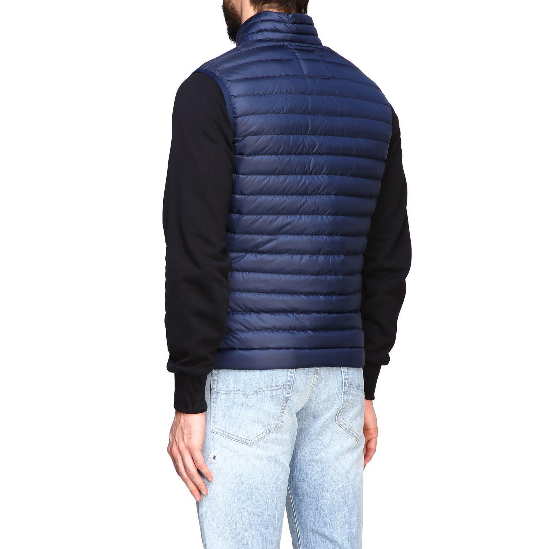 Colmar 100 grams vest down jacket navy 3
