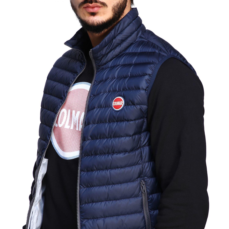 Colmar 100 grams vest down jacket navy 5