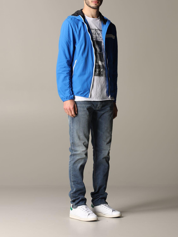 Jacke Colmar: Jacke herren Colmar royal blue 2