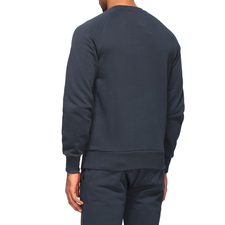 Sweatshirt homme Colmar bleu marine 3