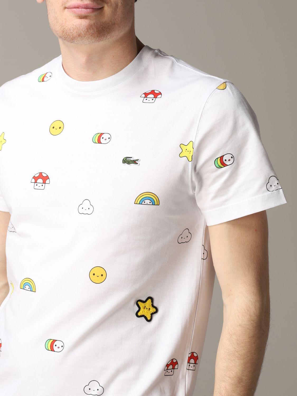 T-shirt homme Lacoste | T-Shirt Lacoste Homme