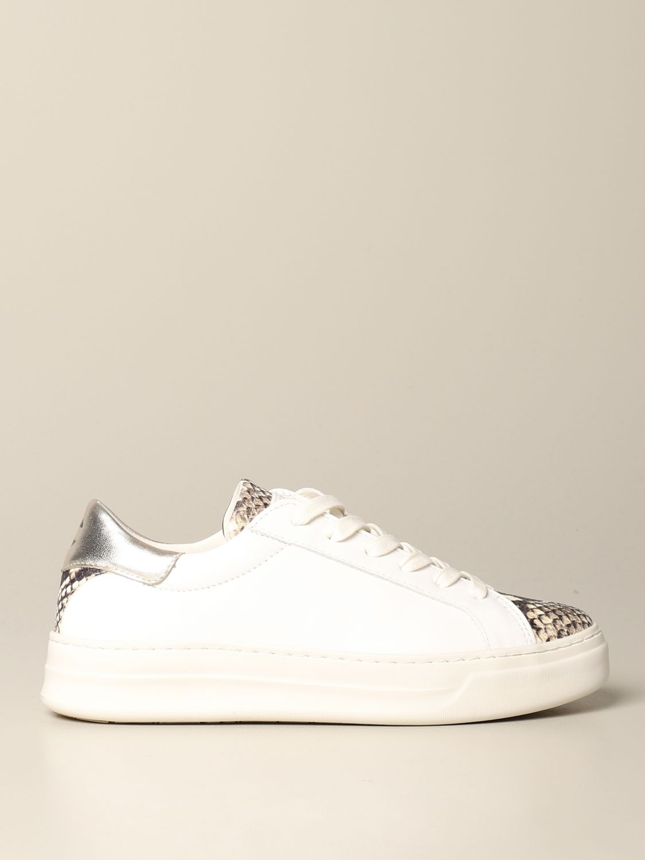 Sneakers Crime London: Shoes women Crime London white 1