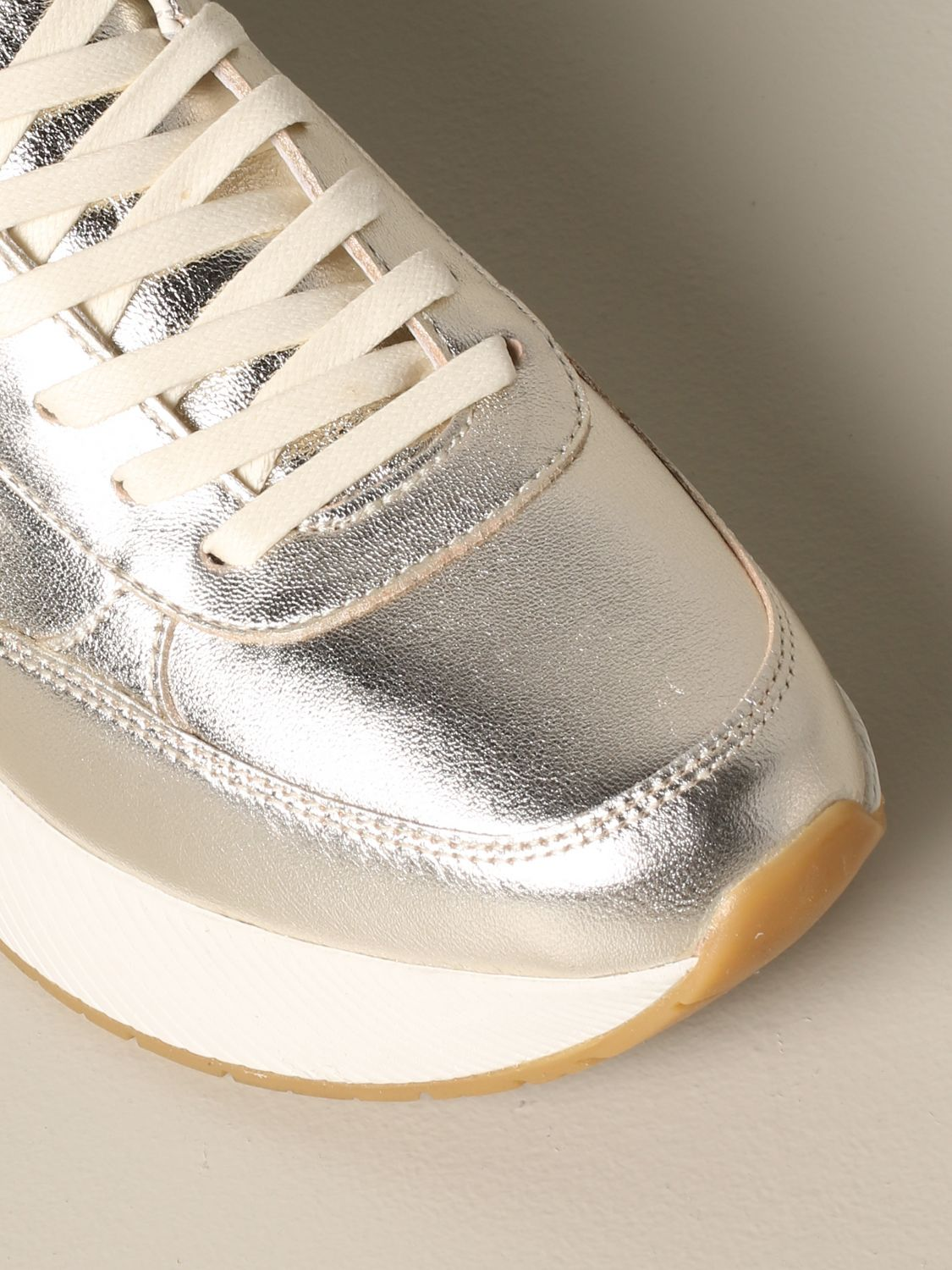 Sneakers Crime London: Shoes women Crime London gold 4