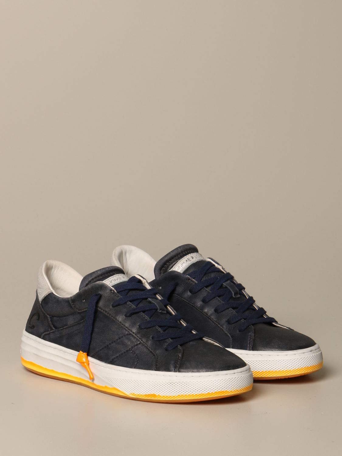 Sneakers Crime London: Schuhe herren Crime London blau 2