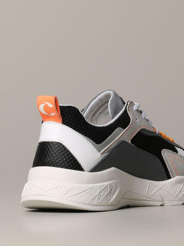 Sneakers Crime London: Schuhe herren Crime London grau 3