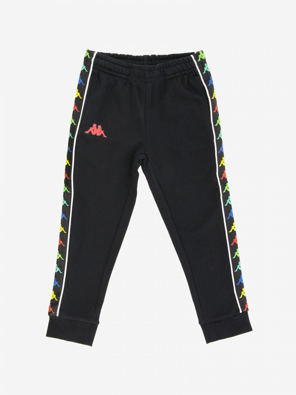 Trousers kids Kappa black 1