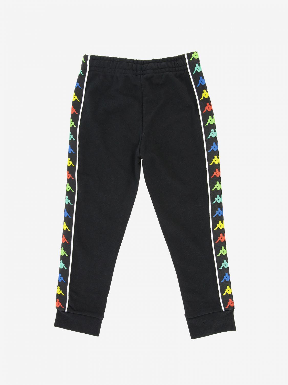 Trousers kids Kappa black 2