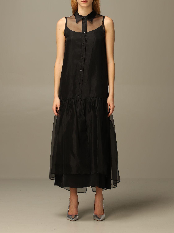 Платье European Culture: Платье Женское European Culture черный 1