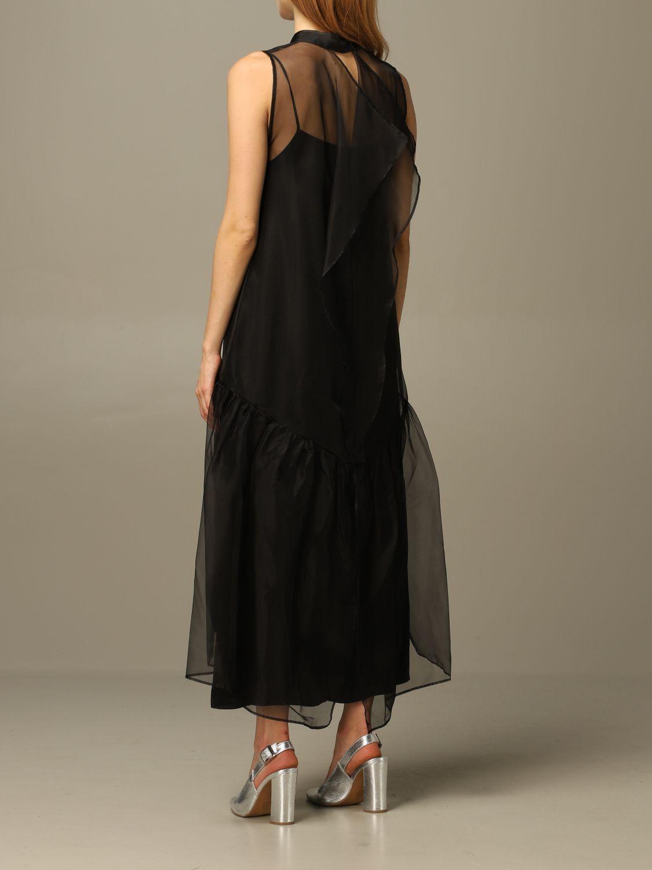 Платье European Culture: Платье Женское European Culture черный 2