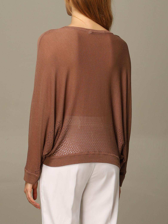 Pullover European Culture: Pullover damen European Culture gold 2
