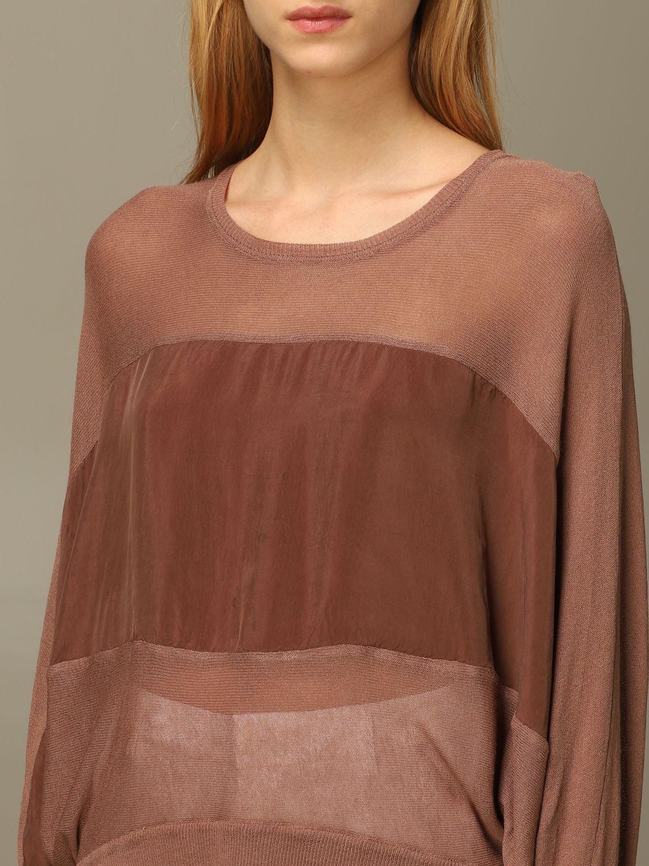 Pullover European Culture: Pullover damen European Culture gold 3