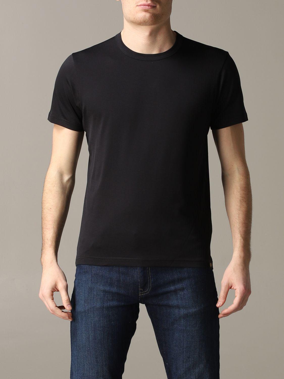 T-shirt homme Belstaff noir 1